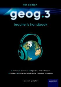 geog.3    4th edition Teacher's Handbook